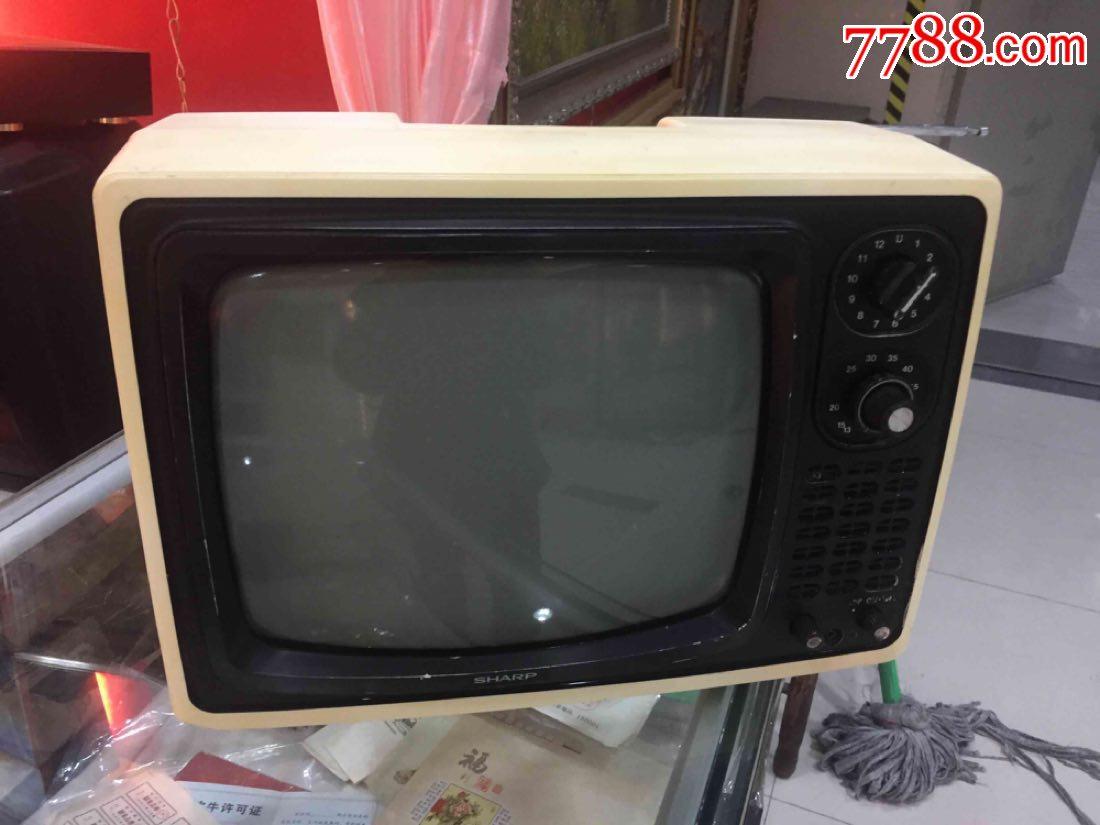 黑白電視機一臺_第2張_7788收藏__中國收藏熱線
