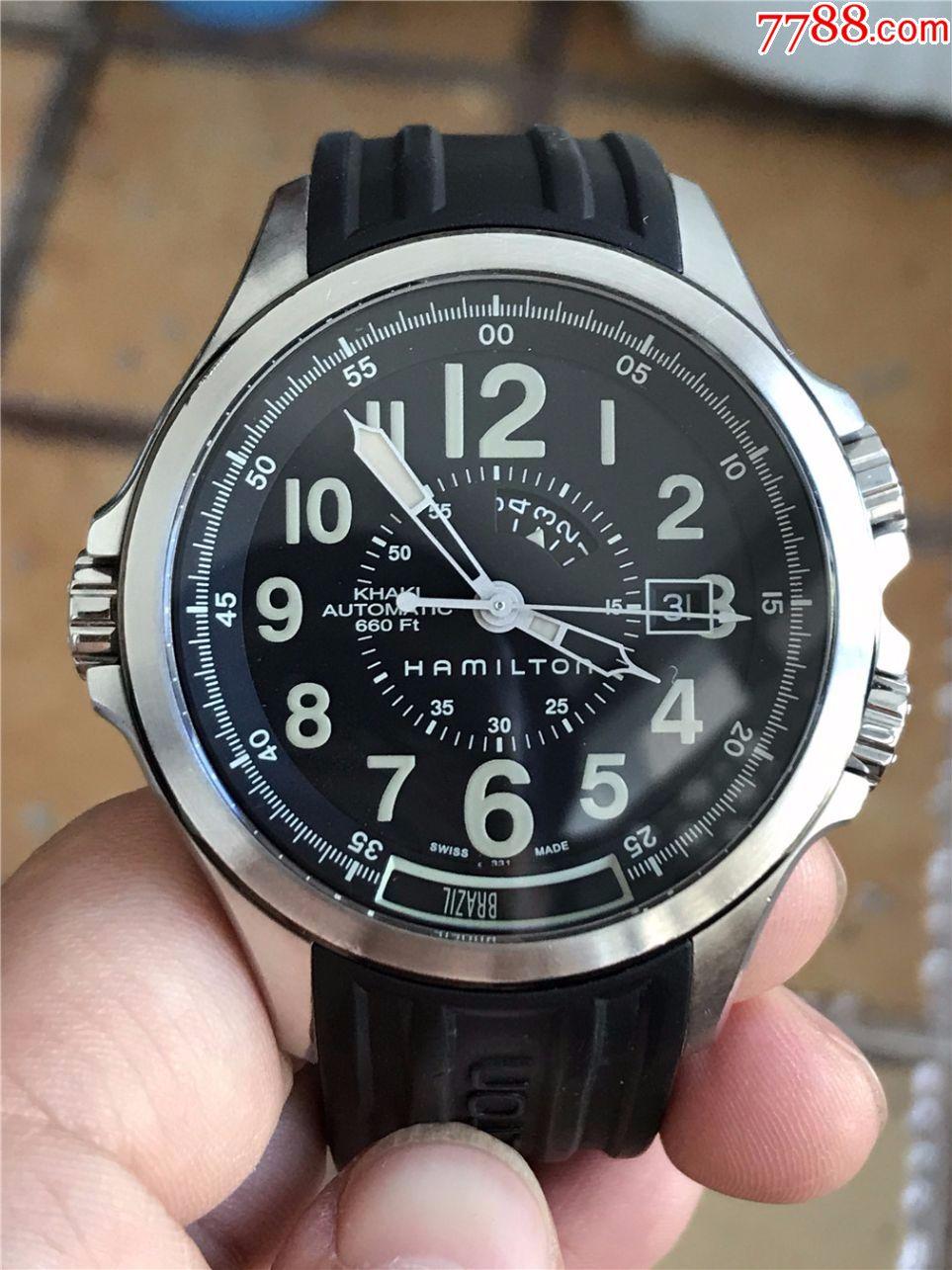 哈里森福特签名纪念款汉密尔顿-se56126621-手表/腕表