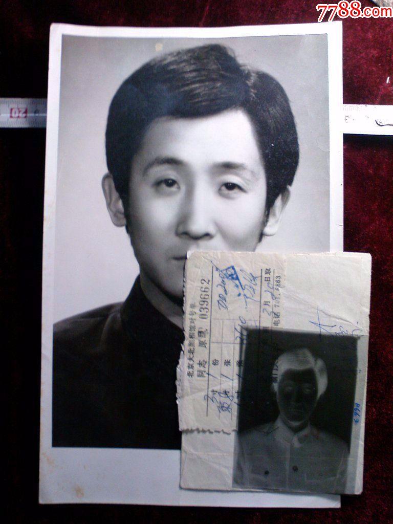 北京电影演员,梁天老照片,带底片图片写真图片