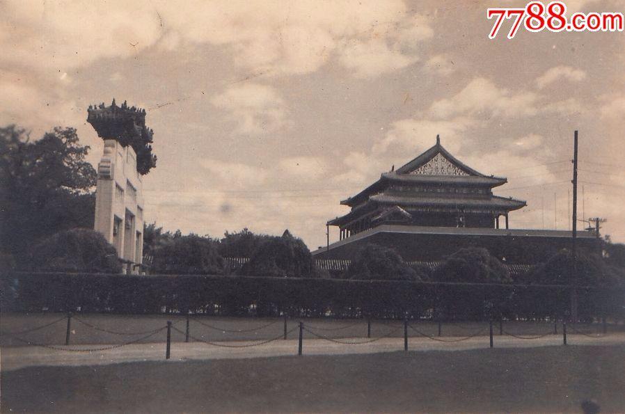 民国或解放初,北京风景老照片,20张合售