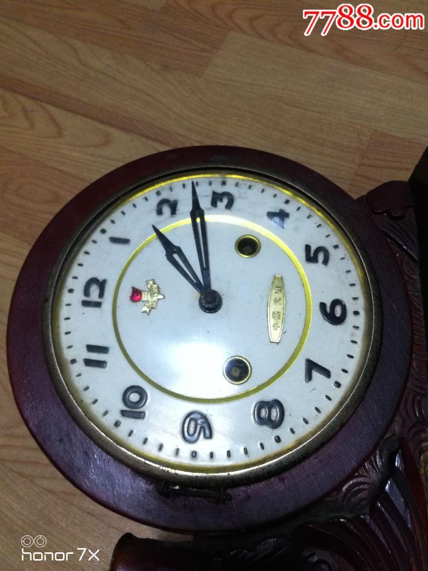 座钟拆卸步骤图