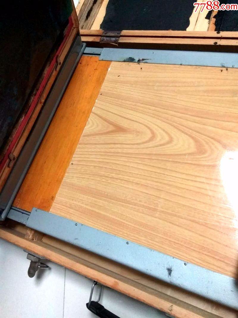 工程牌油印机七一一型手动印刷机全涤提花文化布图片