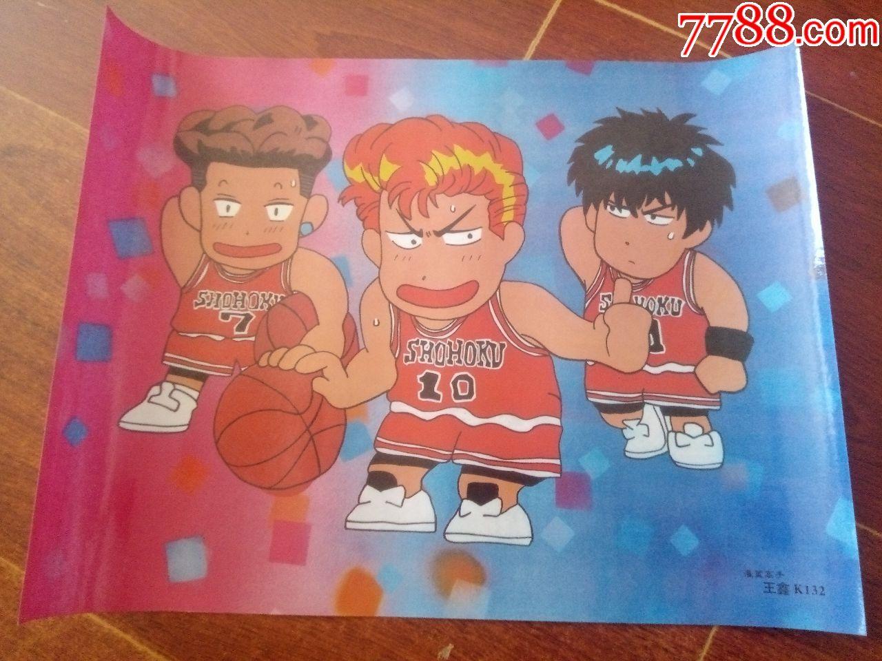 卡通漫画人物90年代动画过塑海报57*43厘米《经典80后回忆》