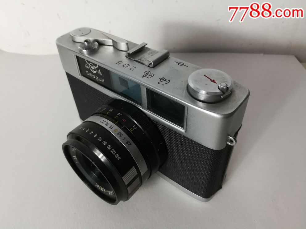 海鸥205相机美品