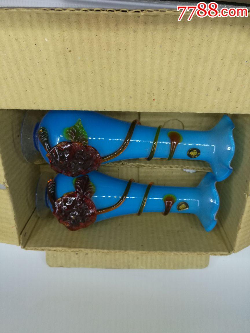 80年代花瓶-价格:20.0000元-se57102589-琉璃瓶-零售-7788收藏