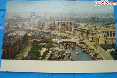 1张《苏州河》明信片
