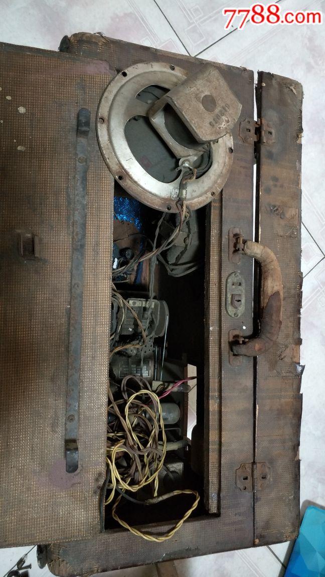 电子管电唱机