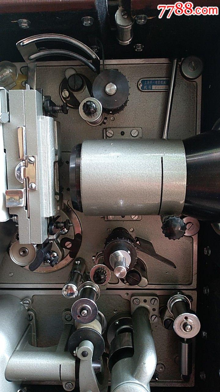 解放103电影机放映机双机图片