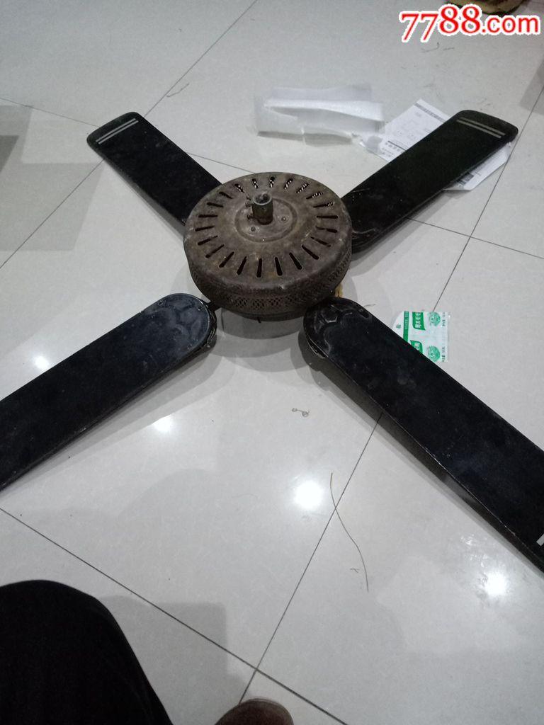 小型吊扇怎么拆图解