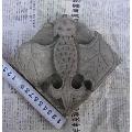 老砖雕蝙蝠-¥360 元_灰陶_7788网