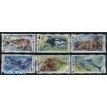 外国邮票保加利亚海洋哺乳动物{1991}六全新袋-¥10 元_欧洲邮票_7788网