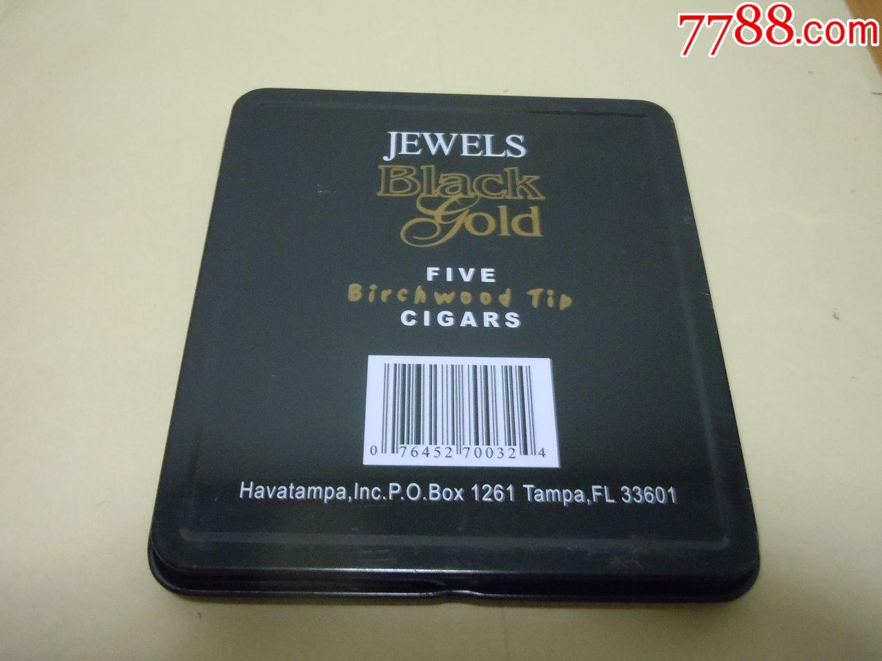 jewels雪茄价格_jewels(5支装雪茄烟铁盒)_价格2.