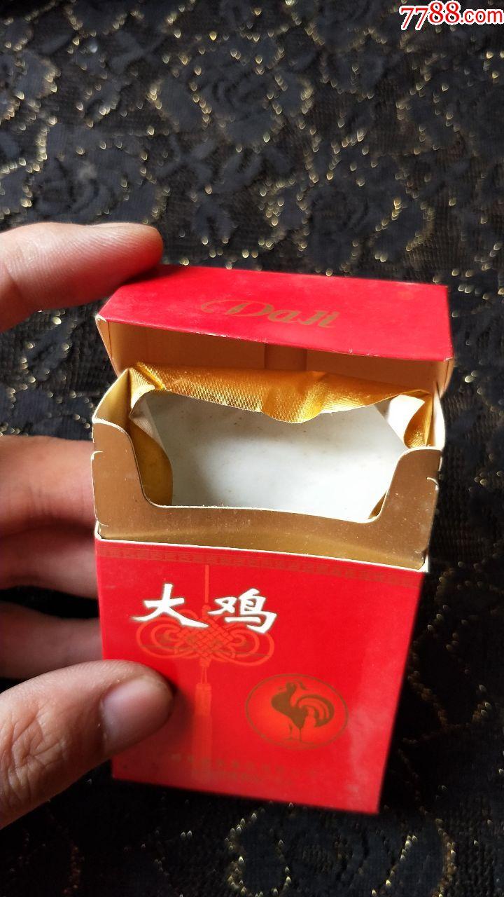 子的大鸡把_山东济南卷烟厂/大鸡3d烟标盒/焦油15大警句(出售的是