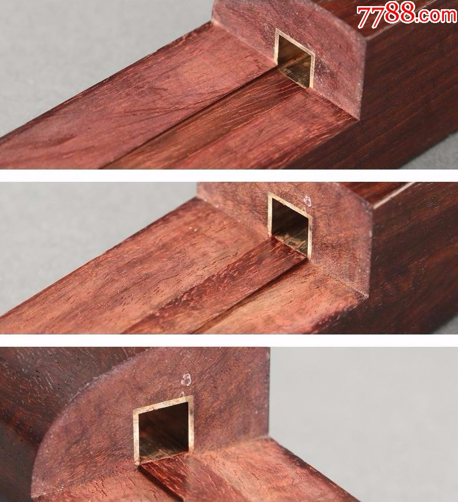 老工三弦楽器仿xy金细子持用红木雕的三弦琴约97.5x9.图片