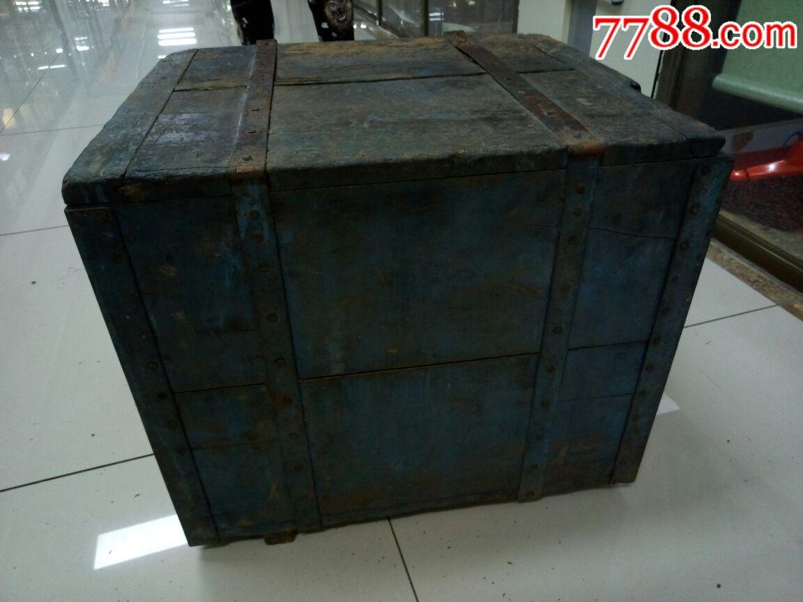日军箱子图片