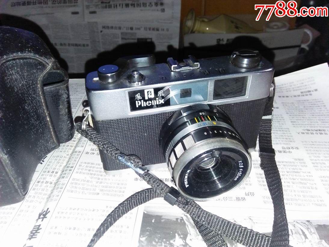 凤凰205—b旁轴相机——9026599带闪光灯