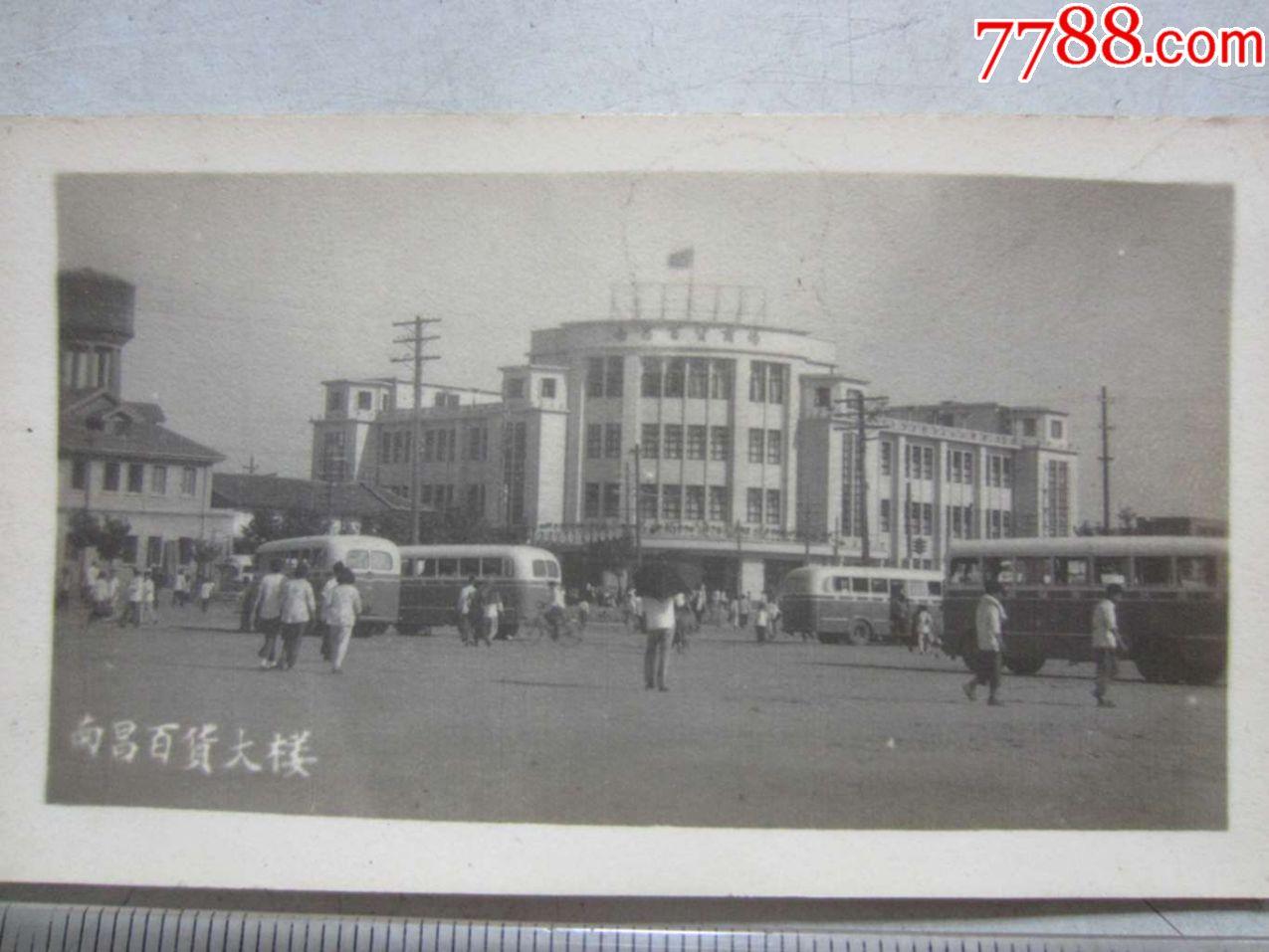 南昌风景建筑(老照片3张)