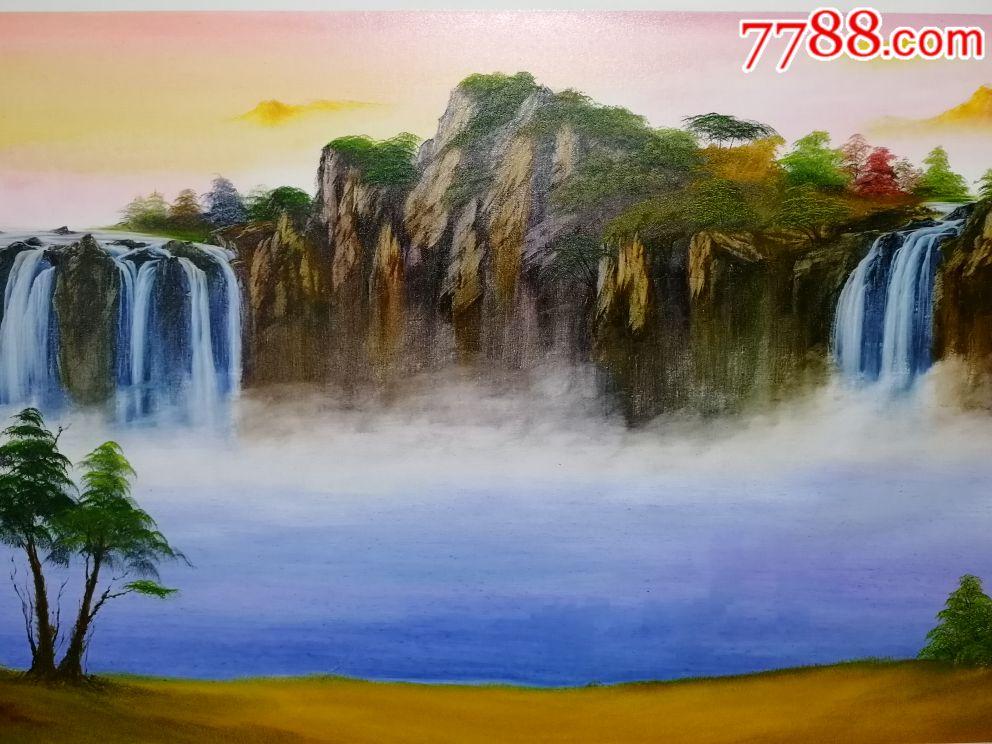 壁纸 风景 旅游 瀑布 山水 桌面 992_744