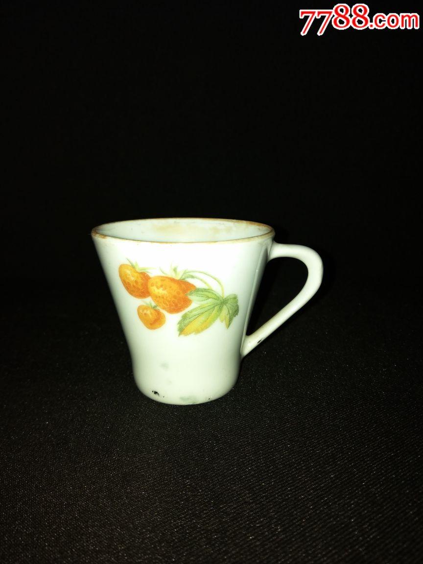 民国小茶杯