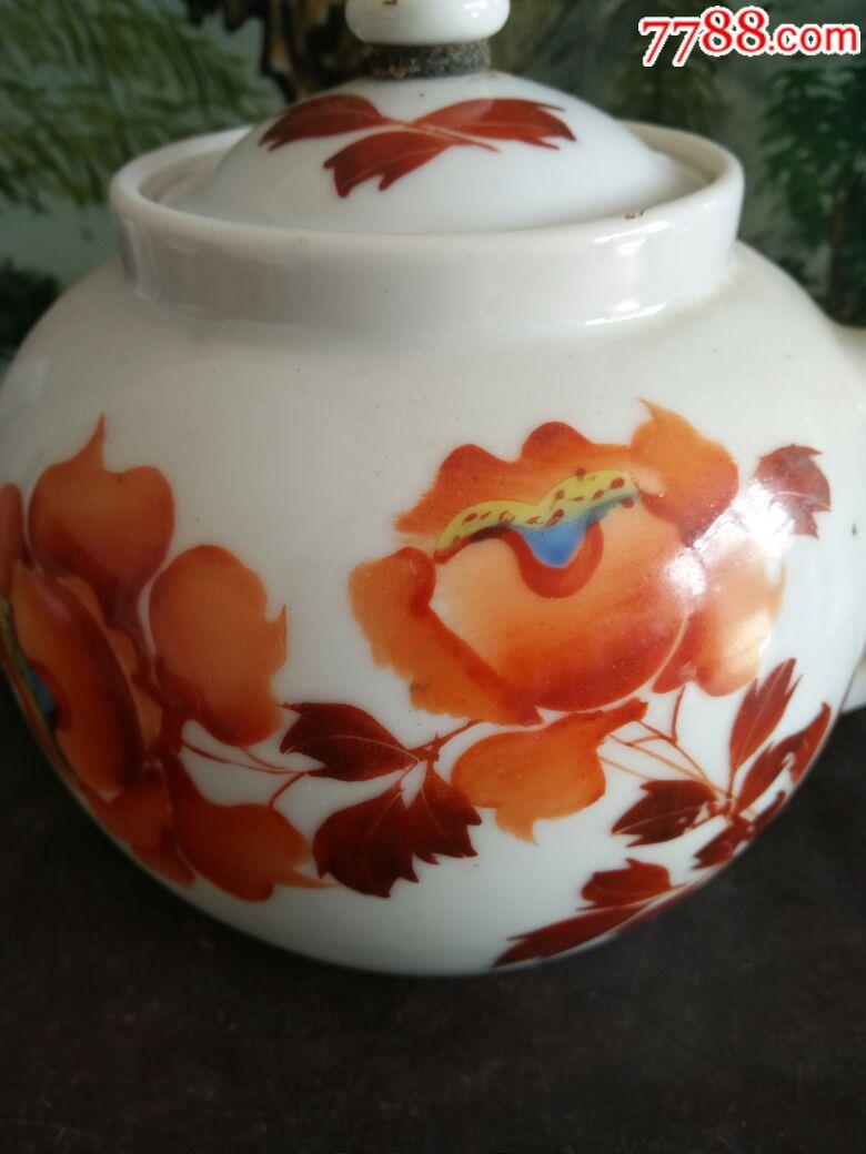 民国手绘茶壶【一线老货专卖】_第7张_7788收藏__中国收藏热线
