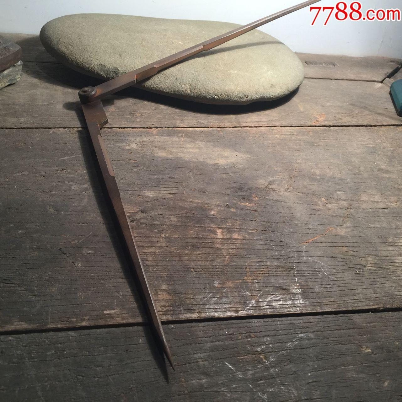 圆规木工工具画圆工具铁圆规钣金圆规画线工具划规