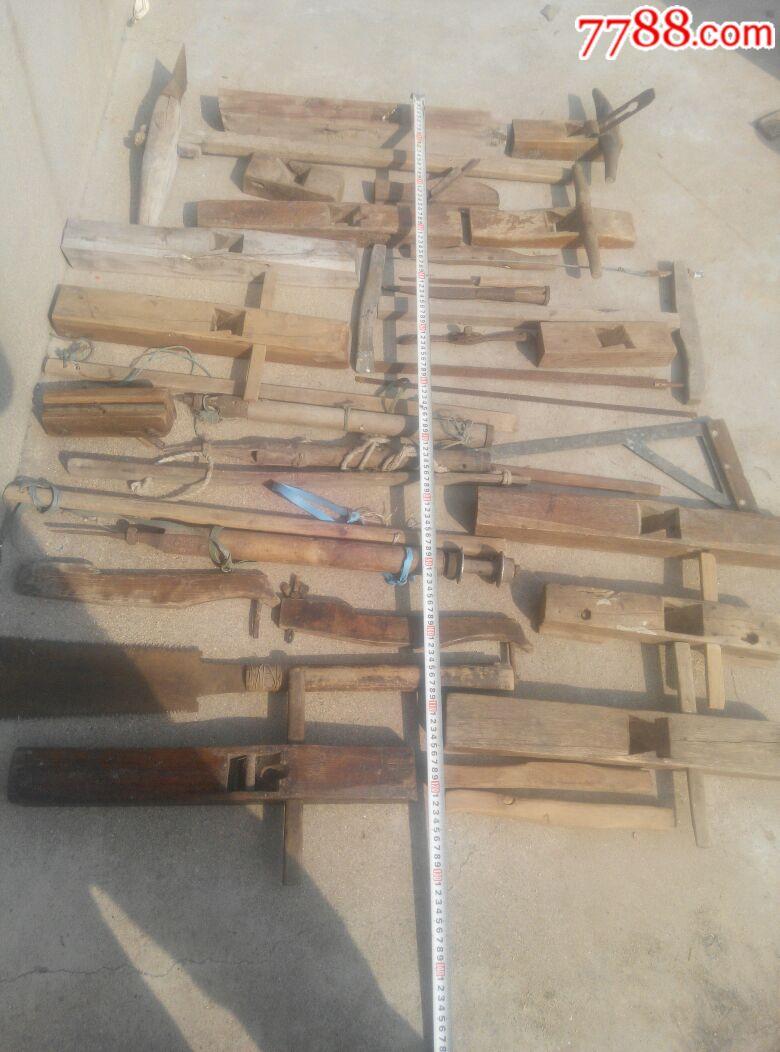木工用具30件图片