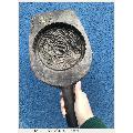 清代老木雕-月饼,厚重-模具38/19/4厘米BZ-948-¥780 元_木雕摆件_7788网