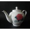芙蓉花茶壶-¥1,200 元_旧瓷器_7788网