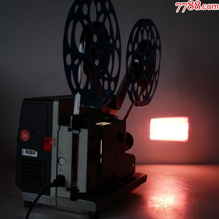 二手古董德国农夫鲍尔bauerp8ts16mm/16毫米老式电影机/放映机图片