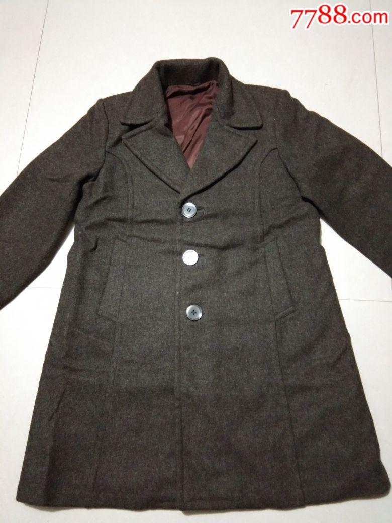 老式呢子大衣的改造_旧呢子大衣改造步骤图