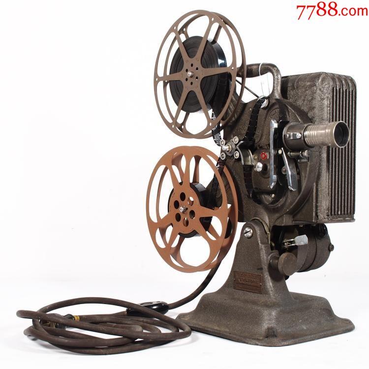 魔都洋货美国keystonea-75型16mm16毫米老式胶片电影机放映机8品图片