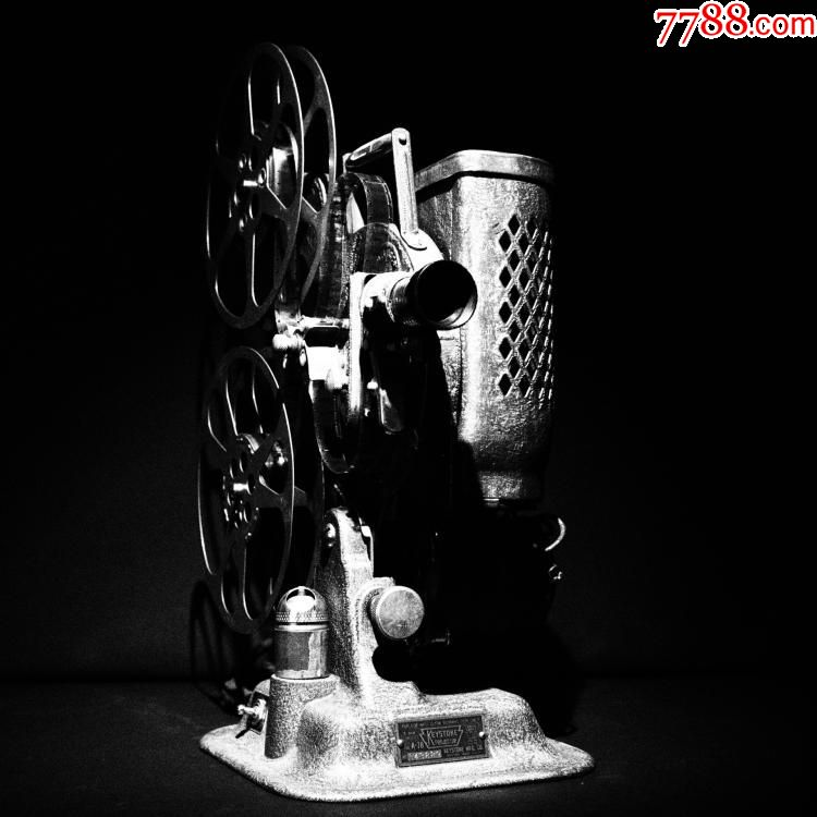 魔都洋货美国keystonea-78型16mm16毫米老式胶片电影机放映机8品图片