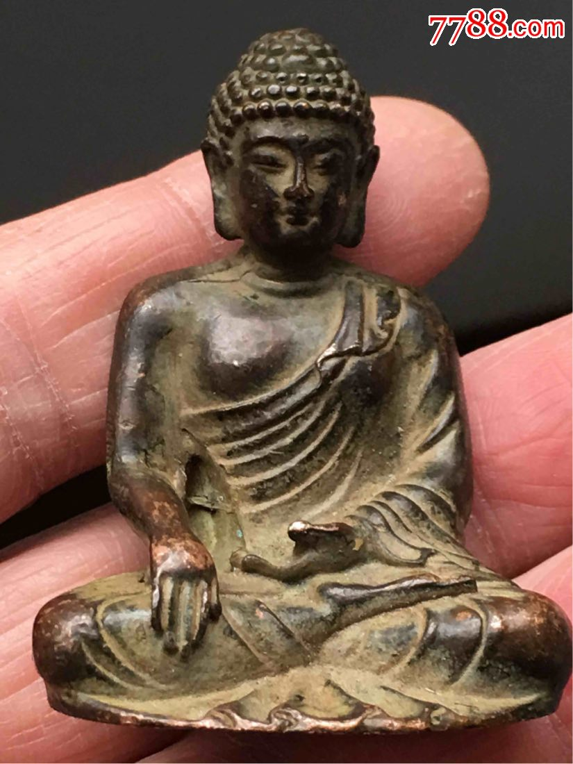 小铜佛像(se64316285)_