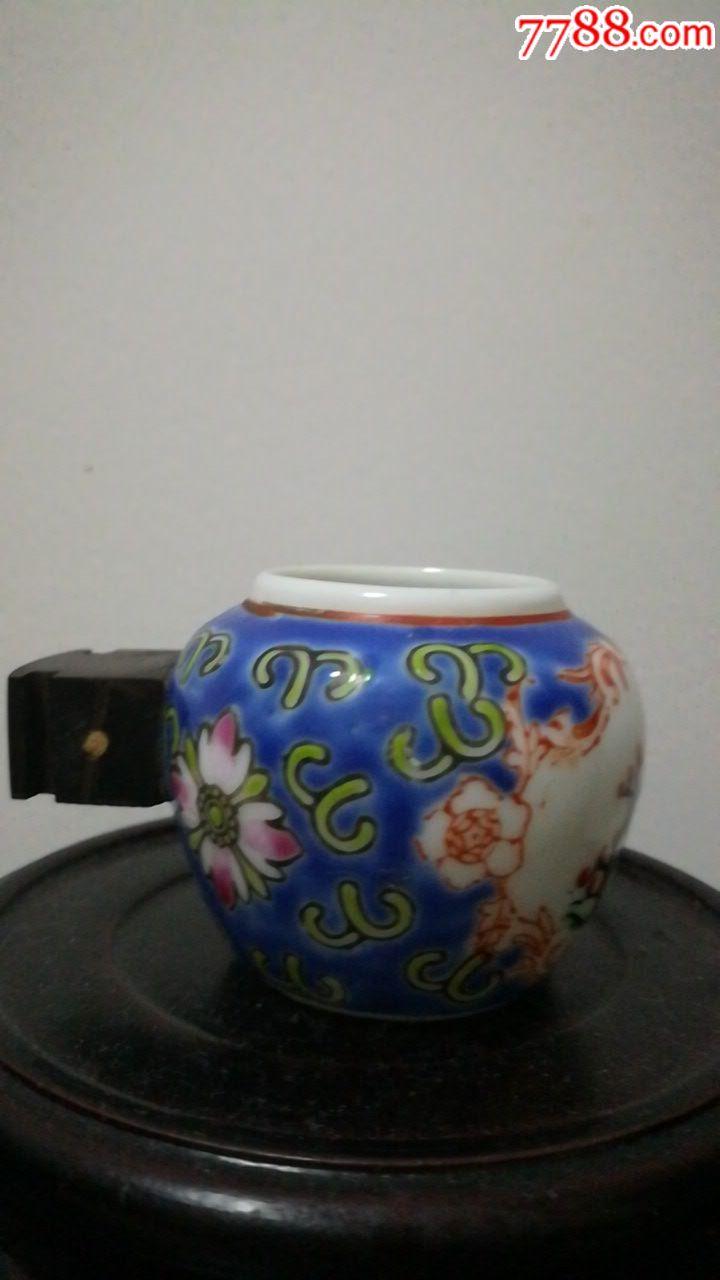 手绘鸟食罐