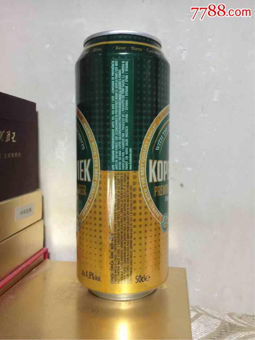 500mL西班牙(科威士)啤酒罐