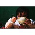 儿时回忆――五六七十年代绿花老搪瓷碗-¥20 元_铁皮玩具_7788网