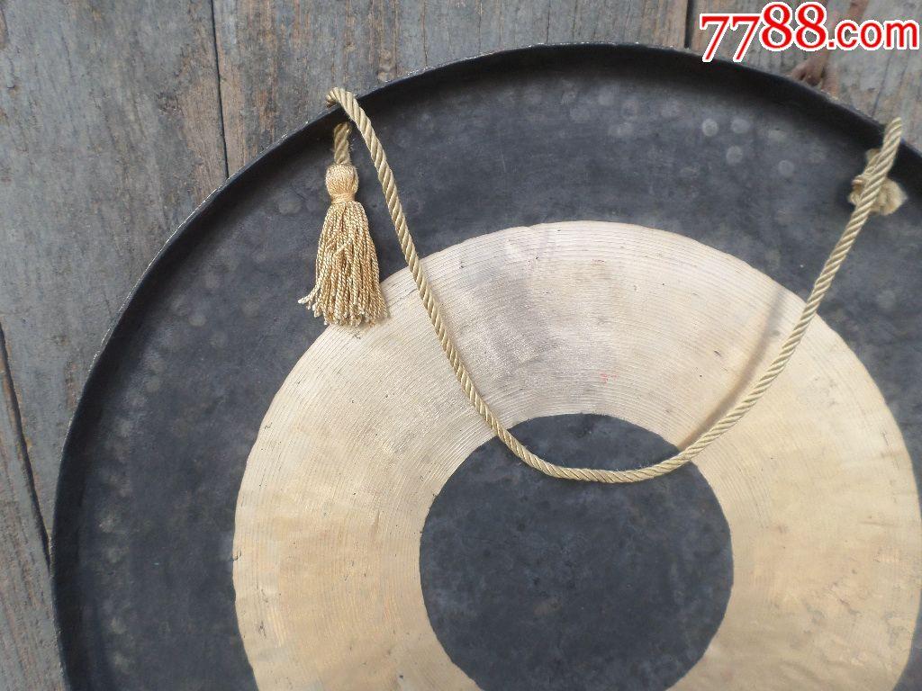杂项民族老乐器锣钹镲铜私密敲击打古玩纯铜手铜器主播视频图片
