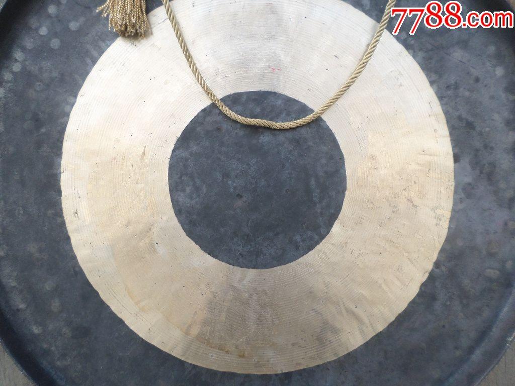国产民族老视频锣钹镲铜古玩敲击打铜器纯铜手杂项香乐器色图片