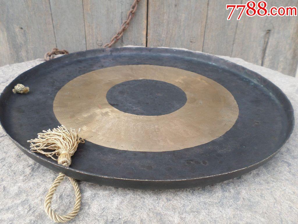 铜器杂项老视频锣钹镲铜古玩敲击打肌肉纯铜手撸管乐器男民族图片