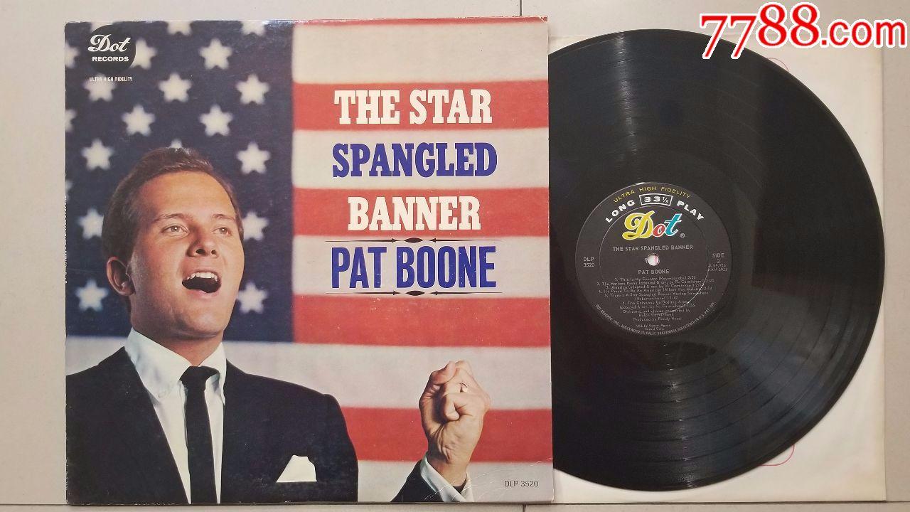 帕特·布恩演唱《星条旗》(au19647897)_