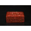 回流漆雕小粉盒-¥1,600 元_木盒/木匣_7788网