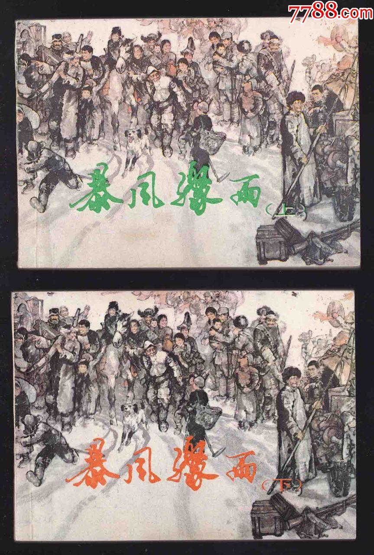 暴�L�E雨(2全)(文�W�典,名家施大畏�L,�o折��妊┌祝�不�v�r)(se65200324)_