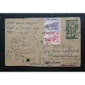 巴基斯坦1969年8月27日(伦格布尔寄达卡)7派萨邮资实寄封贴邮票2枚(34)(se65337462)_7788旧货商城__七七八八商品交易平台(7788.com)