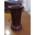 民国木雕笔筒-¥118 元_木雕摆件_7788网