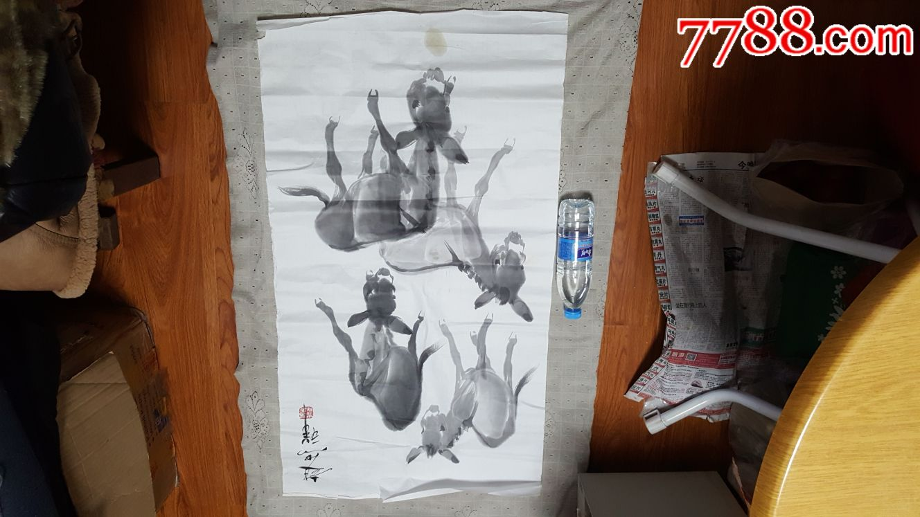 赵忠祥画的驴(se66158929)_