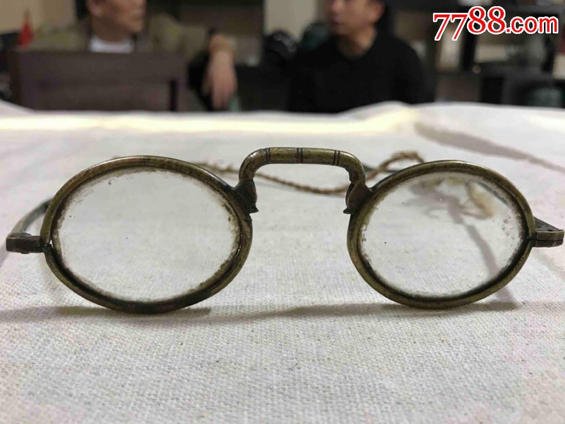 眼镜清朝老眼镜(se66440193)_