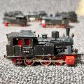 西洋古董德國馬克林小火車頭模型帶馬達老式蒸汽機模型收藏擺件(se66727936)_7788舊貨商城__七七八八商品交易平臺(7788.com)