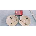 两个做标准器使用的宋白釉太阳图小碗(se67243716)_