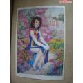 水仙花皇后,在羊城-¥29.99 元_宣传画_7788网