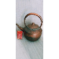 民国时期茶馆使用的紫铜茶壶(se67622760)_